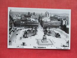 RPPC > Montevideo Plaza Independencia -- Ref 3288 - Uruguay