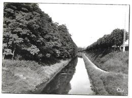 LIZY SUR OURCQ - Le Canal De L'Ourcq - Lizy Sur Ourcq
