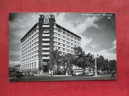 RPPC   Hotel Reforma Mex D.F. Mexico    - Ref 3288 - Mexico