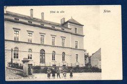 Arlon.Hôtel De Ville. Ca 1900 - Arlon