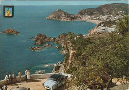 Tossa De Mar - Vista Panoramica - & Old Cars - Non Classés