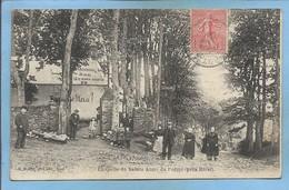 Plouzané (29) Chapelle De Sainte-Anne Du Porzic (Portzic) Près Brest 2scans 1904 Dos Simple - Autres Communes