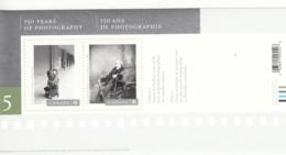 Canada 2017 MNH Sc 3010 Souvenir Sheet Of 2 Photography 150 Years - 1952-.... Règne D'Elizabeth II