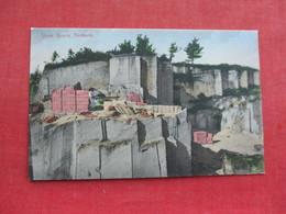 Stone Quarry    Bermuda Ref 3288 - Bermudes