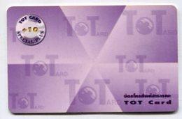TK 03457 THAILAND - TOT Chip - Thaïlande