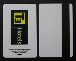 ESPAÑA TARJETA LLAVE - KEY HOTELS T3. - Cartas De Hotels