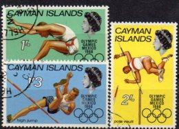 1968 Olympics Set Used - Cayman Islands