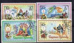 1979 Christmas Set Used - Cayman Islands