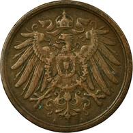 Monnaie, GERMANY - EMPIRE, Wilhelm II, 2 Pfennig, 1916, Berlin, TTB, Cuivre - [ 2] 1871-1918 : German Empire
