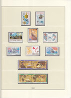 Europa Cept 1992 : Year Collection According To LINDNER Album Pages  (15 Scans) / MNH - Europa-CEPT