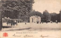 BRUXELLES - Entrée Du Bois De La Cambre - Bossen, Parken, Tuinen