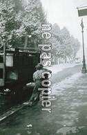 LOT 0326 0323 0325  MARSEILLE EBOUEUR Ramassage Des Ordures Ménagère La Canebiere Tirage Photo Dimension 110mm X 150mm - Artigianato