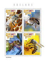 GUINEA BISSAU 2019 - Bees. Official Issue - Honingbijen