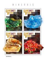 GUINEA BISSAU 2019 - Minerals. Official Issue - Mineralen