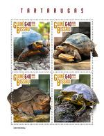 GUINEA BISSAU 2019 - Turtles. Official Issue - Schildpadden