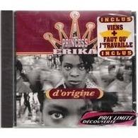 PRINCESS  ERIKA °° COLLECTION DE 3 CD - Autres - Musique Française