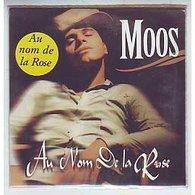 MOOS   COLLECTION DE 3 CD SINGLE - Musique & Instruments