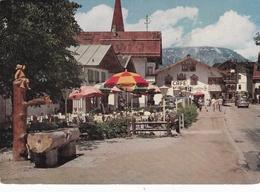 Austria Seefeld Dorfstrass Postcard Unused Good Condition - Austria