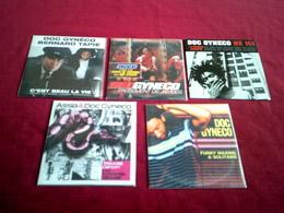 Doc Gyneco °  COLLECTION DE 5  CD SINGLE   COLLECTION - Musique & Instruments
