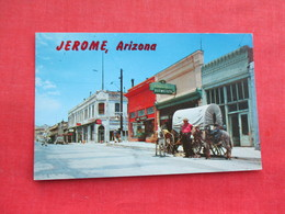 Old Wagon Budweiser Sign  Jerome - Arizona >   Ref 3289 - United States