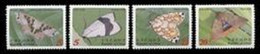2003 Taiwan Moth Stamps Fauna Insect - Nature