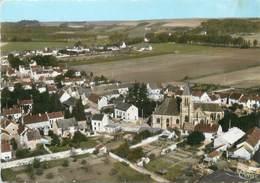 """/ CPSM FRANCE 77 """"Varreddes, Vue Générale Aérienne"""" - Autres Communes"""