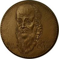 France, Médaille, Notariat Français, Caisse Des Dépôts, Jacques Cujas, 1974 - France