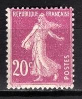 FRANCE 1924/1926 - Y.T. N° 190  - NEUF** - - France