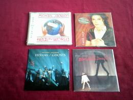 MICHAEL  JACKSON  ° COLLECTION DE 3 CD SINGLE  + 1 CD MAXI - Musique & Instruments
