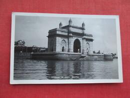 RPPC  Gateway Of India  Bombay     Has Stamp & Cancel  Ref 3289 - India