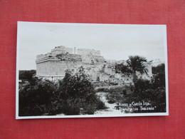 > Mexico    RPPC  Ruins  Of Chicen Itza  Ref 3289 - Mexique
