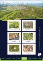 France 2014 - Collector - Entre Ciel Et Terre... Les Campagnes Françaises - Les Coteaux De Bourgogne - Collectors