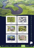 France 2014 - Collector - Entre Ciel Et Terre... Les Campagnes Françaises - Les Paysages Du Limousin Et Du Périgord - Collectors