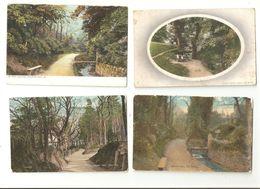 4 ----FOUR  COLWYN BAY DENBIGHSHIRE OLD POSTCARDS - Denbighshire