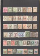 MOZAMBICO - MOCAMBIQUE - MOZAMBIQUE - Collezione - Lotto - Accumulo - Vrac - 300+ Francobolli - Mappa - Pesce - Farfalla - Vrac (max 999 Timbres)