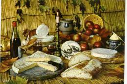 77 COULOMMIERS - CPSM - Les Fromages De Brie - Coulommiers... Meaux... Melun... - Coulommiers