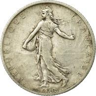 Monnaie, France, Semeuse, 2 Francs, 1902, Paris, TTB, Argent, Gadoury:532 - Frankreich