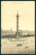 A9 FRANCE CPA  PARIS - LA COLONNE DE JUILLET - France