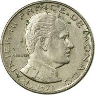 Monnaie, Monaco, Rainier III, 1/2 Franc, 1978, TB+, Nickel, Gadoury:MC 149 - Monaco