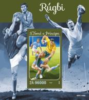 Sao Tome 2016 Rugby - Sao Tome And Principe