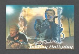 ARTISTES - CHANTEUR - JOHNNY HALLYDAY - DESIGN DE LOLOCRÉATION - Musique Et Musiciens