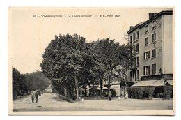 VIENNE (Isère) - Le Cours Brillier . - Vienne