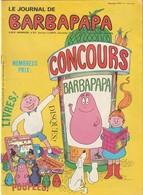 Rare Revue Vinatge Le Journal De Barbapapa N°43 De 1979 - Magazines Et Périodiques