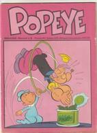 Rare Magazine Popeye N°9 De 1981 - Magazines Et Périodiques