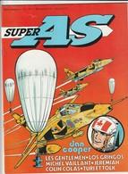 Rare Magazine Super As N°18 - Super As