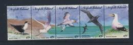 NORFOLK 1994  OISEAUX   YVERT N°559/63  NEUF MNH** - Oiseaux