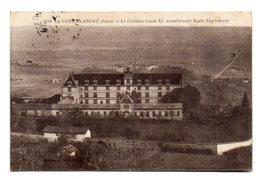 La Cote Saint-André (Isère) - Le Château Louis XI Actuellement Ecole Supérieure . - La Côte-Saint-André