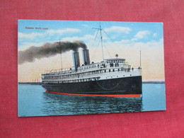 Steamer North Land         Ref 3289 - Steamers