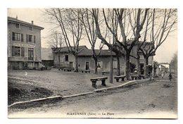 MARENNES (Isère) - La Place . - Autres Communes