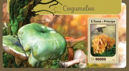 Sao Tome 2016  Mushrooms - Sao Tome And Principe